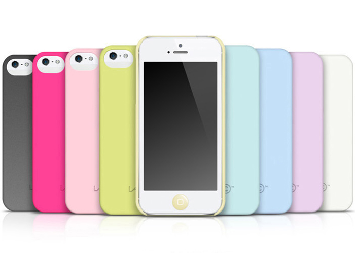 color smartphone