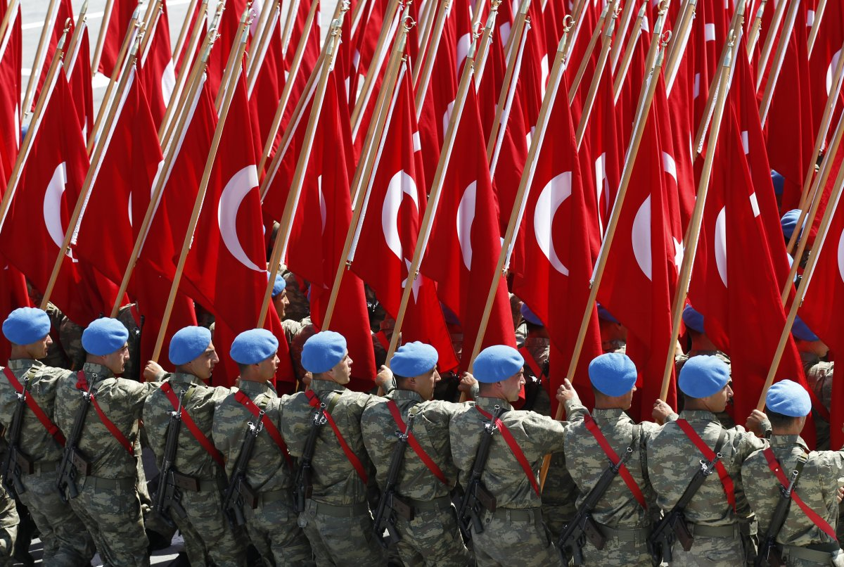Turkey and the US will have to be close allies but for an unexpected reason.