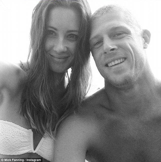 The 34-year-old is married to entrepreneur and model Karissa Fanning, who he met through friends in 2004